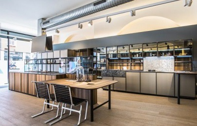 Zampieri Italiaanse Keuken Innovatief En Stijlvol Keuken Centrum